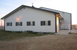 Pole barn - Springfield, MB