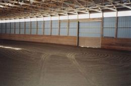 Horse arena - Oakbank, MB