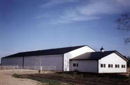 Equestrian complex - Oakbank, MB