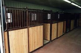 Horse stalls - Oakbank, MB