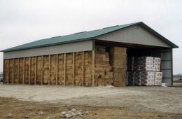 Hay shed - Pineridge, MB