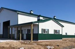 Agricultural - Commercial building - St. Rose du Lac, MB