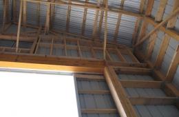 Post frame shop - Virden, MB