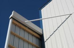 Storage shed - Virden, MB