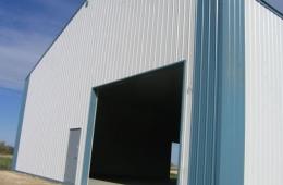 Pole shed - Anola, MB