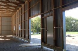 Pole shed - Teulon, MB