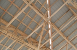 Metal roof - Beausejour, MB