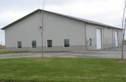 Commercial building - Winnipeg, MB