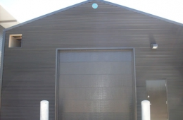 Steel building - Brandon, MB