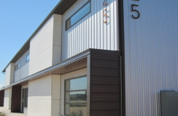 Business building - Winnipeg, MB