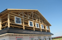 Wood frame - Winnipeg, MB