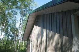 Metal soffits - Kenora, ON