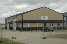 Truck shop - Winnipeg, MB