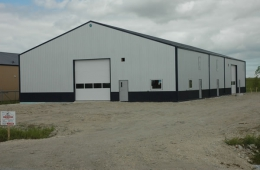 Warehouse - Oakbank, MB